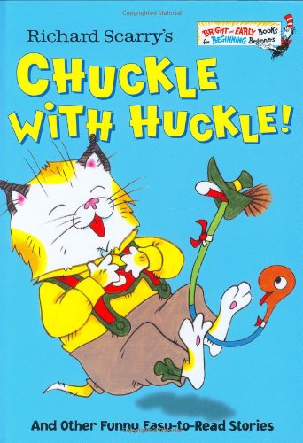 Read Online Richard Scarry's Chuckle with Huckle!: And Other Funny Easy-to-Read Stories (Bright & Early Books(R)) ebook