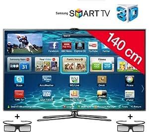 Samsung UE55ES7000 - LED 55 Full HD 3D Smart TV