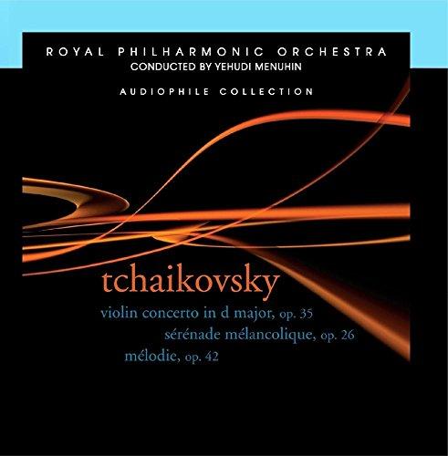 Tchaikovsky Violin Concertos - Tchaikovsky: Violin Concerto in D Major, Op. 35