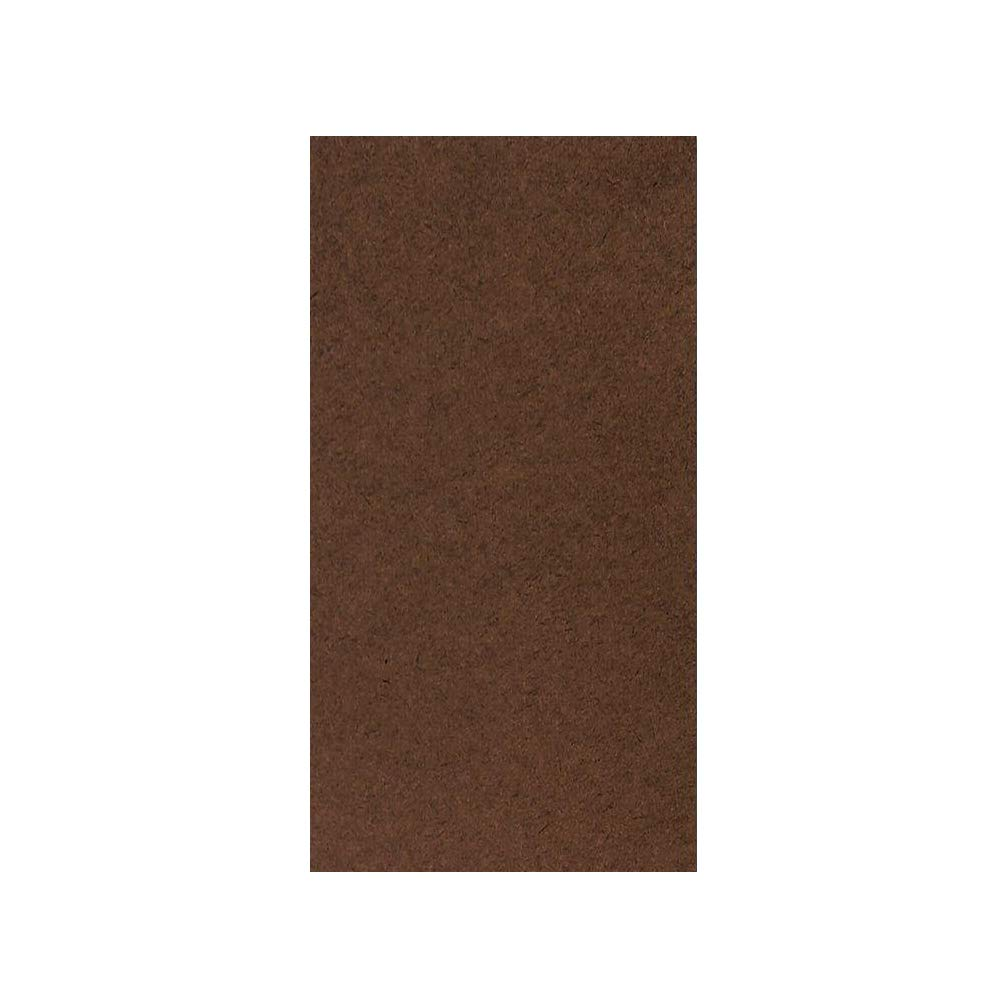 1/8 inch (3mm) 12'' X 24'' Hardboard Tempered Panel (12 Sheets) by DGwood