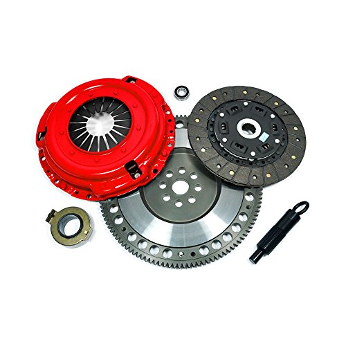 EFT STAGE 2 CLUTCH KIT & 10 LBS CHROMOLY FLYWHEEL 1994-2001 ACURA INTEGRA B18