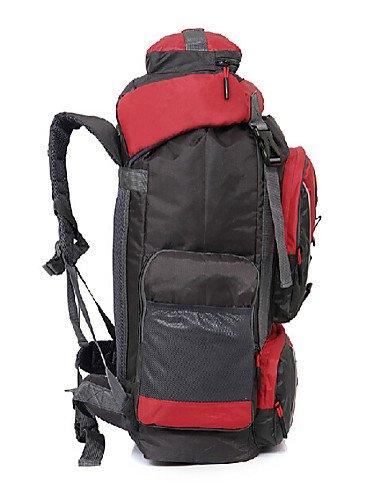 HWB/ 50 L Tourenrucksäcke/Rucksack / Travel Organizer / Rucksack Camping & Wandern DraußenWasserdicht / Schnell abtrocknend / tragbar /