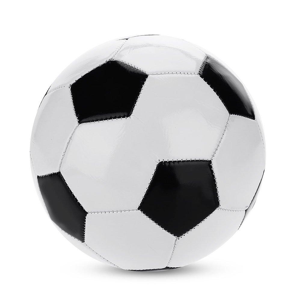 サッカーボール、アウトドアスポーツ練習トレーニングサッカー機器学校Toy withバルブ B07C24VD42