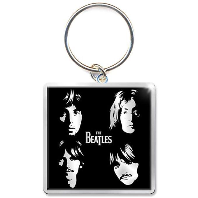 The Beatles Faces John Lennon George Harrison llavero con ...