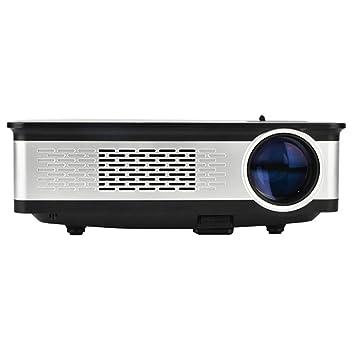 FOWYJ Proyector LCD Inteligente HD, Mini Proyector De Video ...