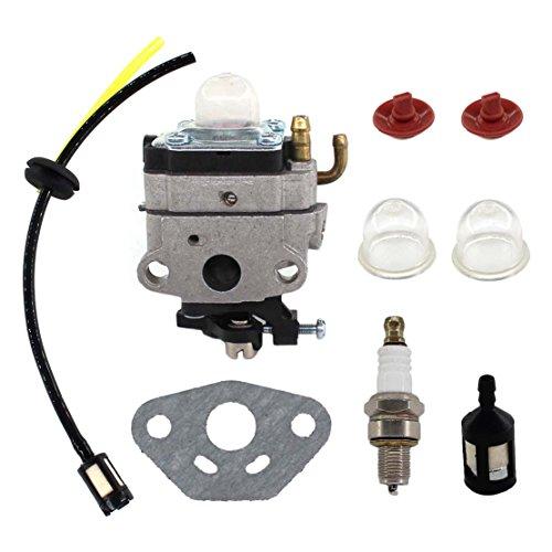 USPEEDA Carburetor for Craftsman 4 Cycle Mini Tiller Carb Replace 316.292711 Tune Up Kit
