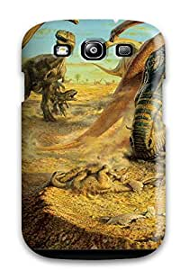 Best Hot Snap-on Dinosaur Hard Cover Case/ Protective Case For Galaxy S3
