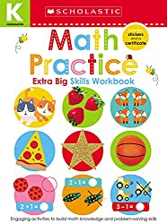 Image of the product Math Practice Scholastic that is listed on the catalogue brand of . This item has been rated with a 5.0 scores over 5