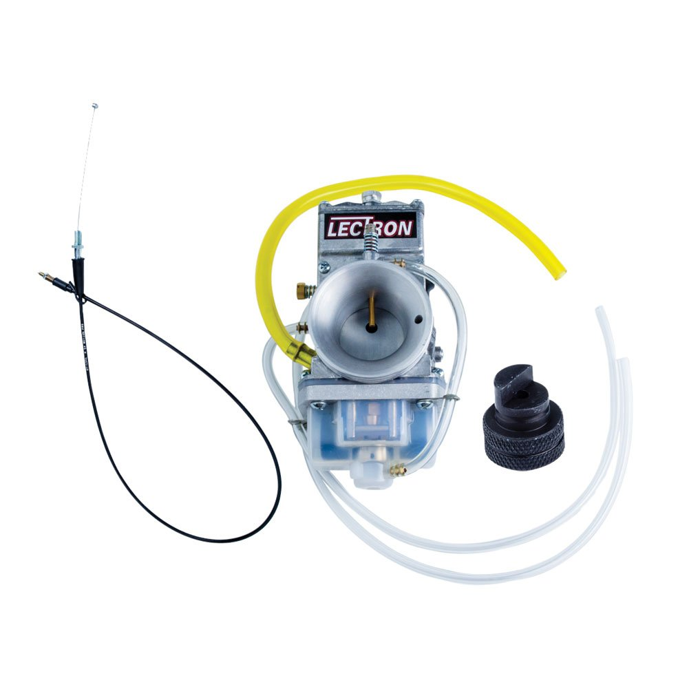 Lectron High Velocity Adjustable Power Jet Carburetor Kit +1'' Cable - Fits: Beta 250 RR 2013-2015