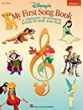 Disney's My First Songbook for Easy Piano, Vol. 2