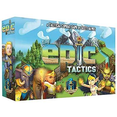 Gamelyn Games Tiny Epic Tactics: Toys & Games