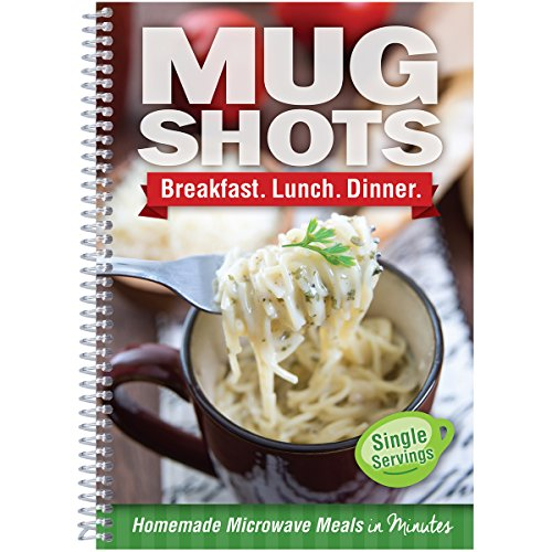 Mug Shots: Breakfast. Lunch. Dinner. by CQ Products