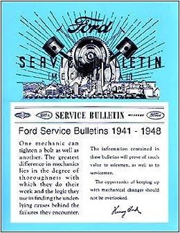 1942 43 44 45 46 47 48  FORD//MERCURY CAR SHOP MANUAL