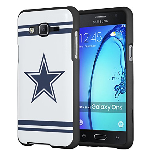 Cowboy Ideas (Galaxy On5 Case, Capsule-Case Slim Fit Snap-on (Black) Hard Case for Samsung Galaxy On5 SM-G550 - (Cowboy))