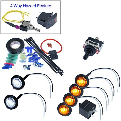 (Turn Signal Kits (Install Kit & No Horn, Toggle Switch) )