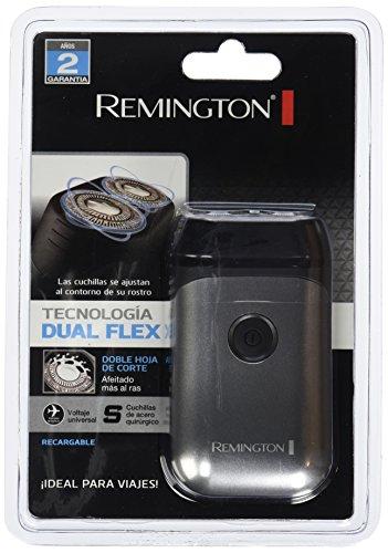 Remington R95 Rasuradora Afeitadora de Viaje, con Tecnología Dual