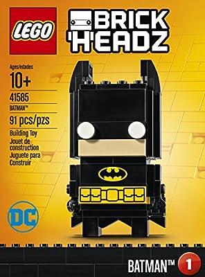 LEGO BrickHeadz Batman 41585 Building Kit from LEGO