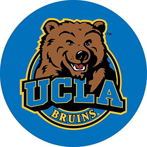 UCLA Bruins DECAL RR 4