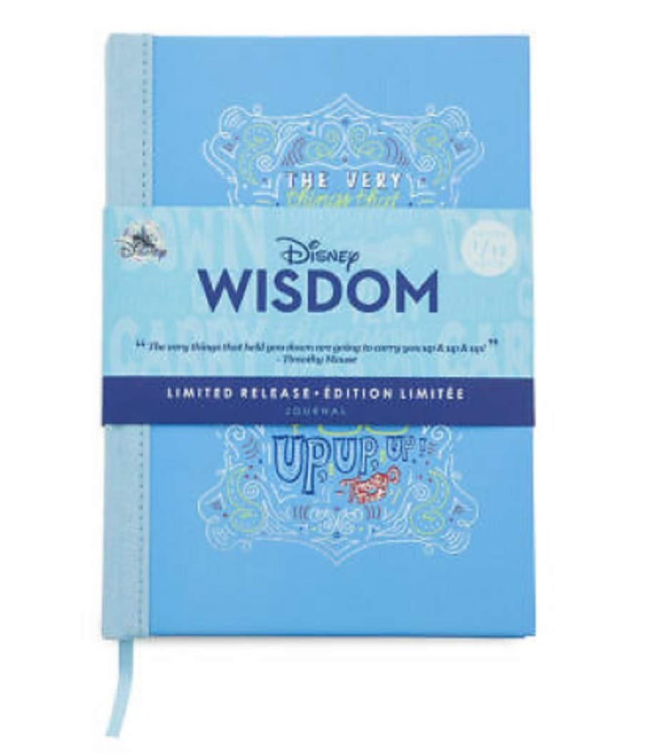 Disney Disney Wisdom Journal - Dumbo - January - Limited Release No Color by Disney