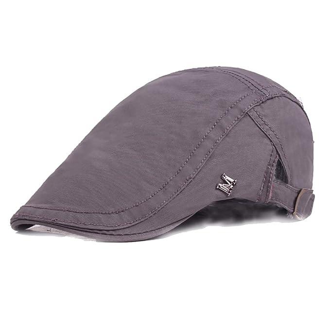 Sombrero irlandés Gatsby Irish Hat 55-59cm de gorra de pato con adornos de  algodón unisex gorra de pico acolchada (Color   1 94146989366
