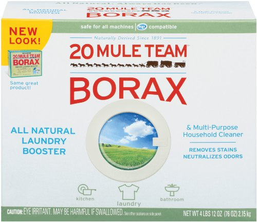 Dial Manufacturing 20 Mule Team Borax Laundry Booster, 76...