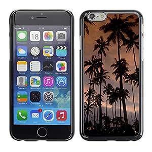 Carcasa Funda Case // V0000329 Coconut Dreams Kauai Hawaii // iPhone 6 4.7