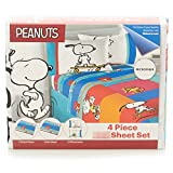 Just Be Cool PEANUTS Snoopy FULL Size Sheet Set - microfiber