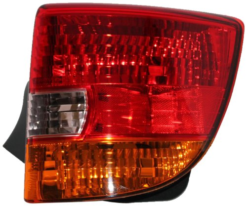 Side Stand Assembly (Genuine Toyota Parts 81551-2B520 Toyota Celica Passenger Side Replacement Tail Light Assembly)