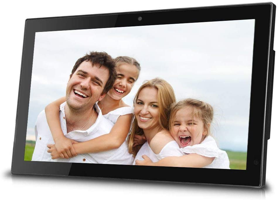 18.5 Inch Display Electronic Digital Photo Frame with Remote Control Support USB Stick//SD Card ZYLFN Electronic Picture Frame,Digital Picture Frame