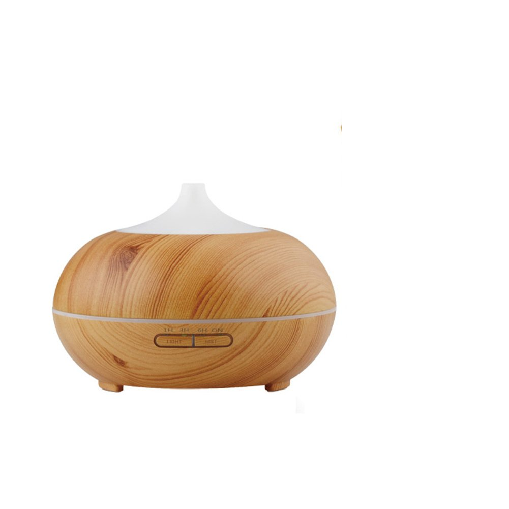 SOFT Duvet Covers Fragrance lamp/essential oil incense humidifier/ultrasonic aromatherapy machine/Wood home oil burner essential oil-A