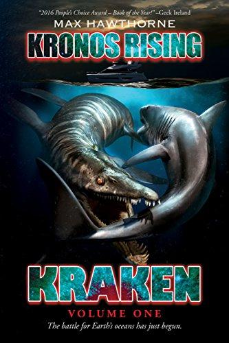 KRONOS RISING KRAKEN Volume 1 Of 3 The Battle For Earths Oceans