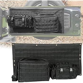 Amazon Com Yoursme Tailgate Bag Case Cover Black Storage