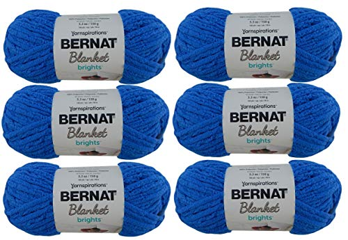 Top recommendation for blue yarn bulky