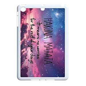 Best Phone case At MengHaiXin Store The Lion King,No Worries Hakuna Matata Pattern 294 For Ipad Mini 2 Case