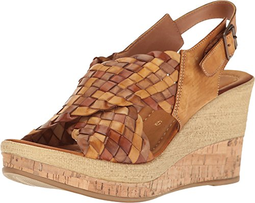 David Tate Women's Love Earth Multi Sandal
