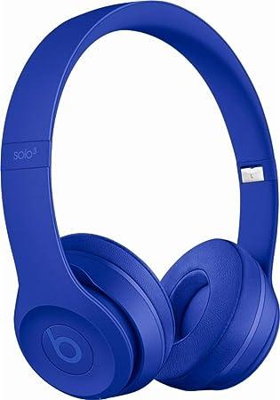 Amazon Com Beats Solo3 Wireless On Ear Headphones Neighborhood Collection Break Blue Renewed Electronics