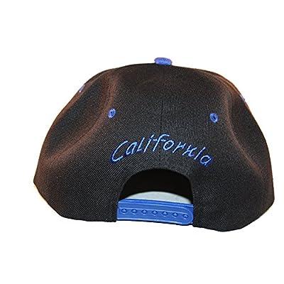 Loyal Cloth City State California Snapback Hat
