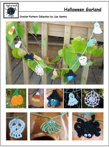 Halloween Garland - Crochet Pattern ()