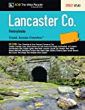 Lancaster County, PA Street Atlas