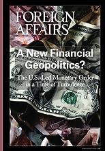 A New Financial Geopolitics?