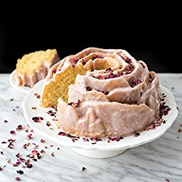 Nordic Ware Rose Cast Aluminum Bundt Pan