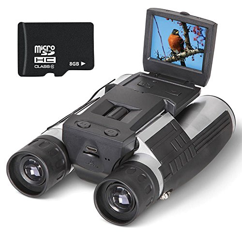 Binoculars Telescope Recorder Watching Football product image