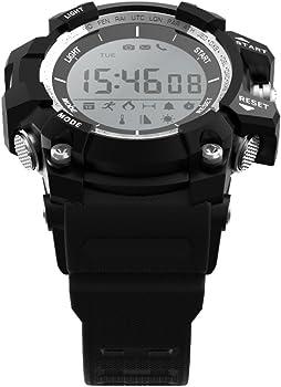 Leotec Smartwatch Mountain - Smartwatch, Sin necesidad de recarga ...