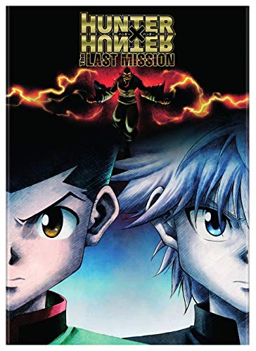 Hunter x Hunter: The Last Mission (DVD)