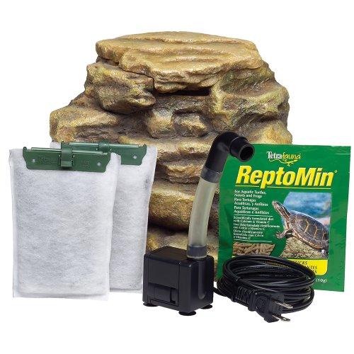 Decorative ReptoFilter Filtration System