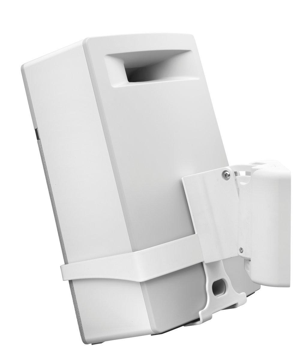 Cavus Wall Mount Bose SoundTouch 10 - Full motion Wall Bracket for Bose SoundTouch 10 speaker - CMST10W - White