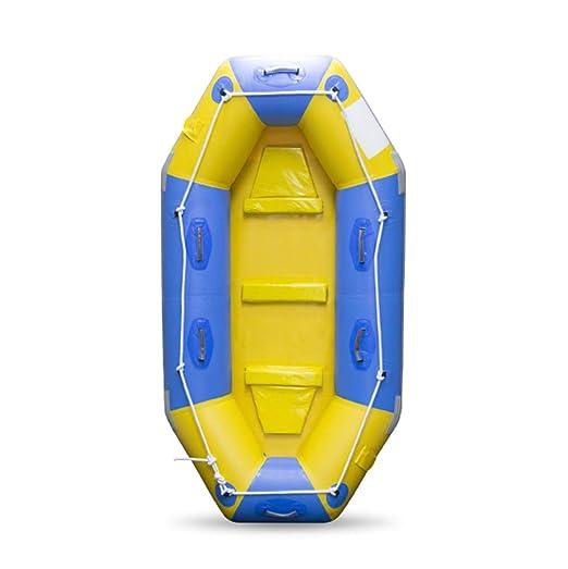 BOATb Barca Hinchable Inflable Balón Bote Dinghy Pesca Set 3 ...