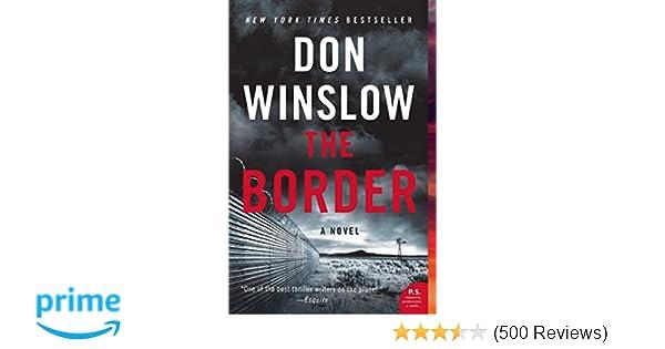 Amazon.com: The Border: A Novel (Power of the Dog ...