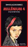Millénium, tome 4 : Ce qui ne me tue pas par Lagercrantz