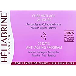 Heliabrine Regenerative Anti-Ageing Marin Collagen Ampoules, 0.792 Fluid Ounce